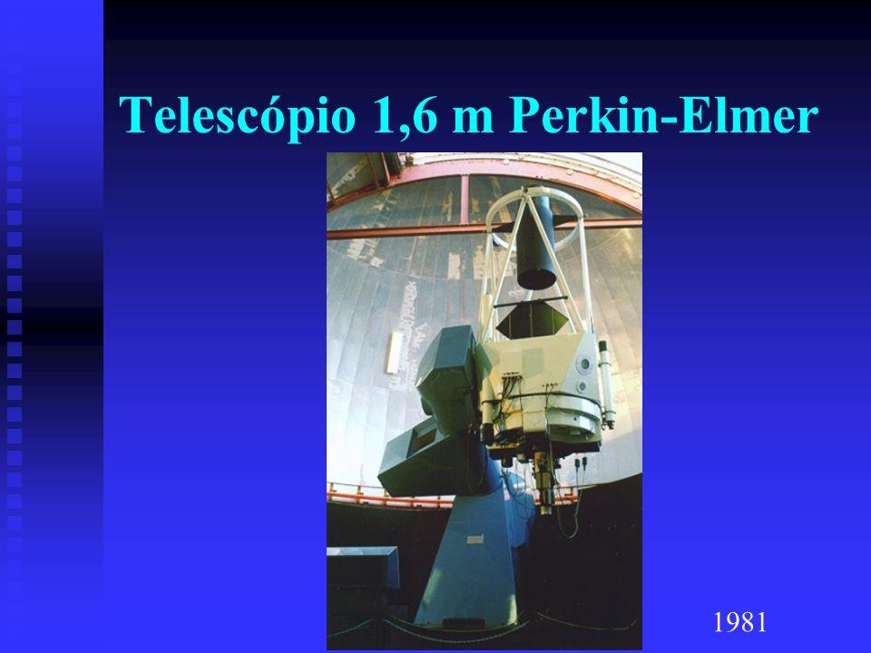 Telescópio 0,6 m Zeiss 1983