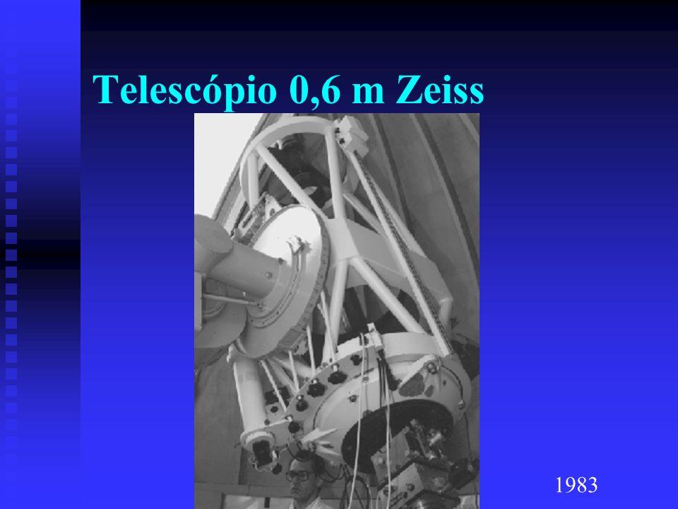 Telescópio 0,6 m Boller & Chivens IAGUSP 1992 no OPD