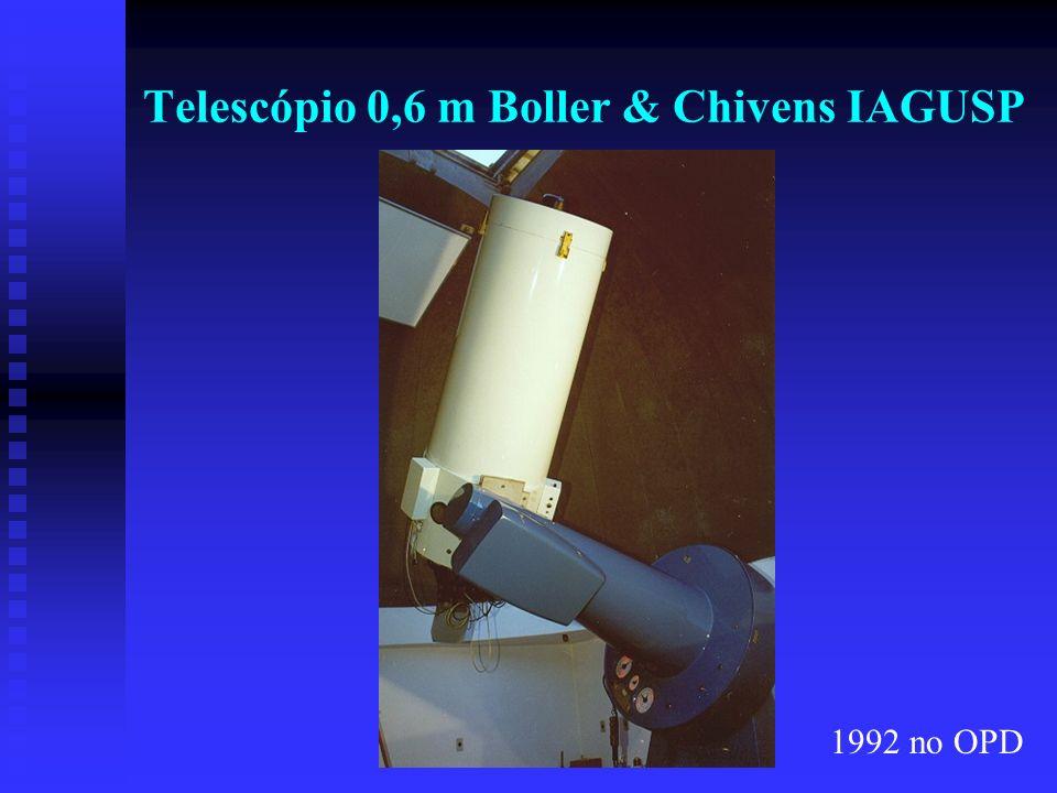 INPE Radiotelescópio GEM (Galactic Emission Mapping).