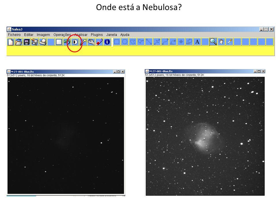 Onde está a Nebulosa?
