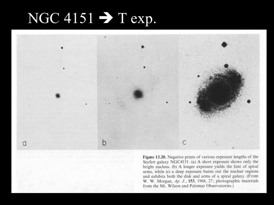NGC 4151 T exp.