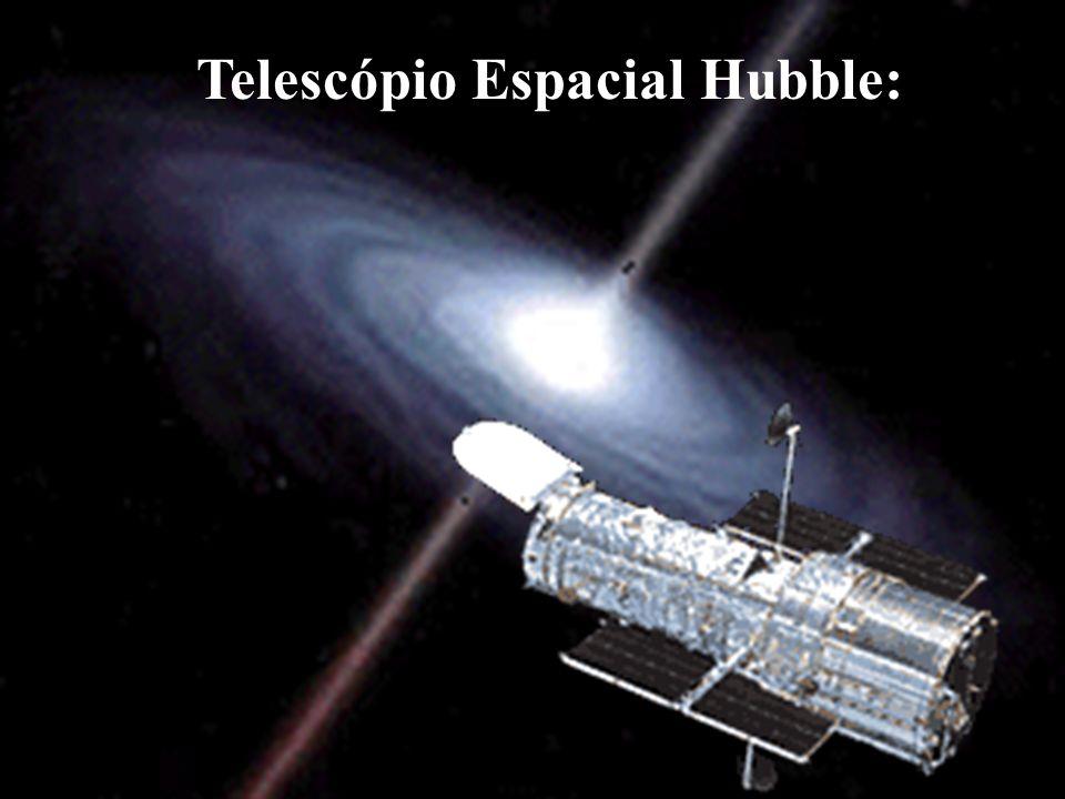 Modelling results Telescópio Espacial Hubble: