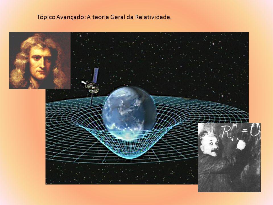 Numa região exterior a massa as equações de campo de Einstein serão regidas apenas pelo tensor de curvatura de Ricci no vácuo.