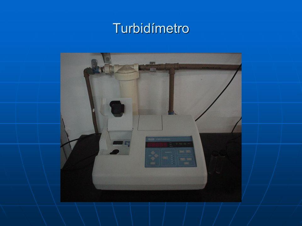 Turbidímetro