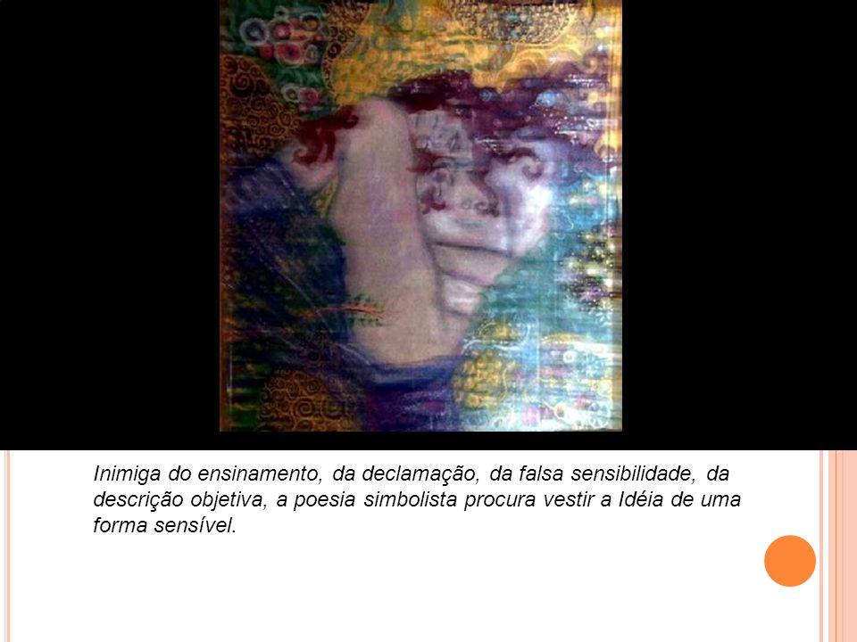 CARACTERÍSTICAS Cultivado na França e no Brasil, Apresenta: uma postura anti-romântica, ou seja, uma espécie de reação contra os excessos emotivos do Romantismo,uma forma de negação ao individualismo ultra-romântico, considerado pouco objetivo e ridiculamente sentimental, assuntos universais inspirados na Antigüidade Clássica e no Renascimento ( fonte de inspiração) e também é uma espécie de oposição ao Romantismo, que era voltado ao medievalismo.