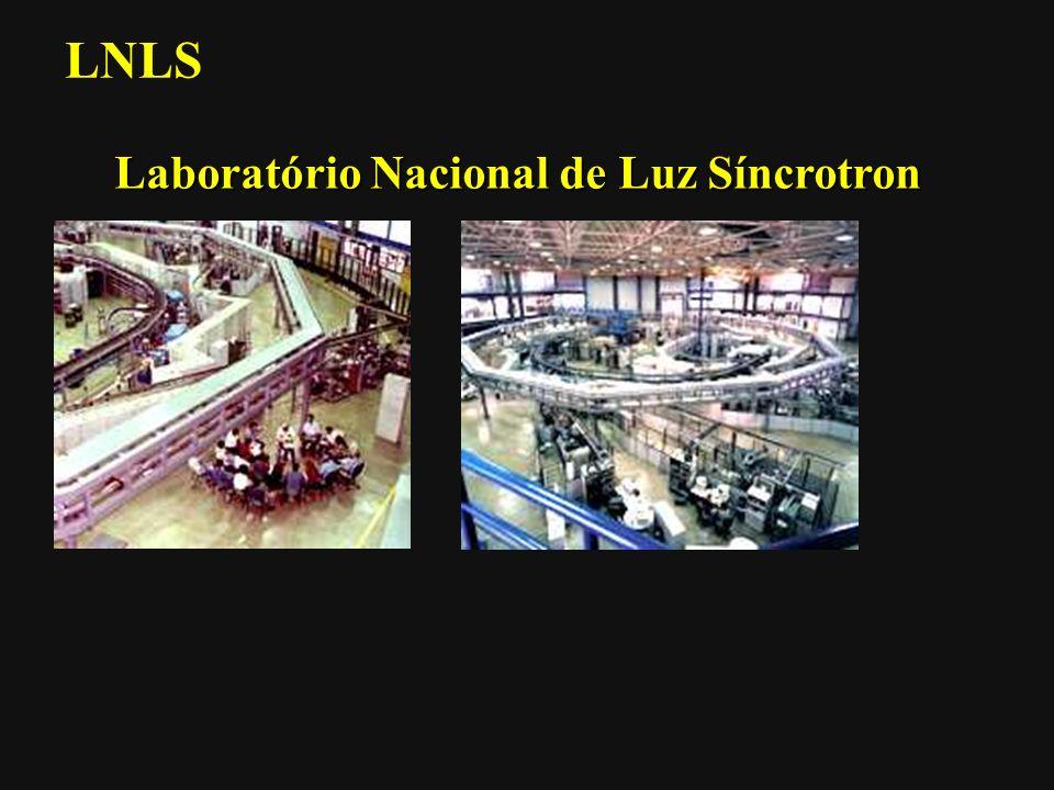 LNLS Laboratório Nacional de Luz Síncrotron