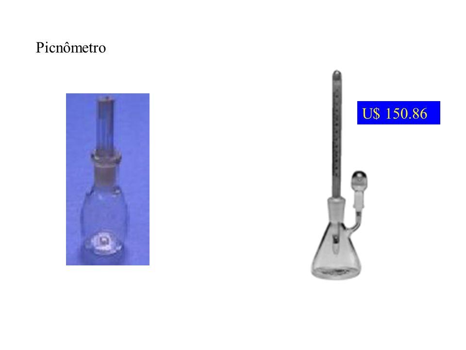 Picnômetro U$ 150.86