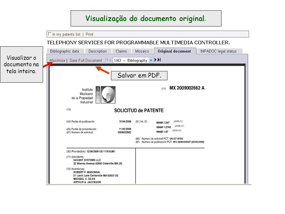 Visualização do documento original. Visualizar o documento na tela inteira. Salvar em PDF.