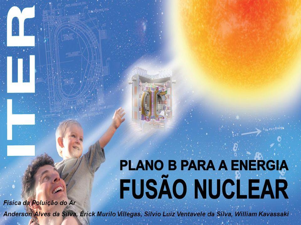 Física da Poluição do Ar Anderson Alves da Silva, Érick Murilo Villegas, Silvio Luiz Ventavele da Silva, William Kavassaki