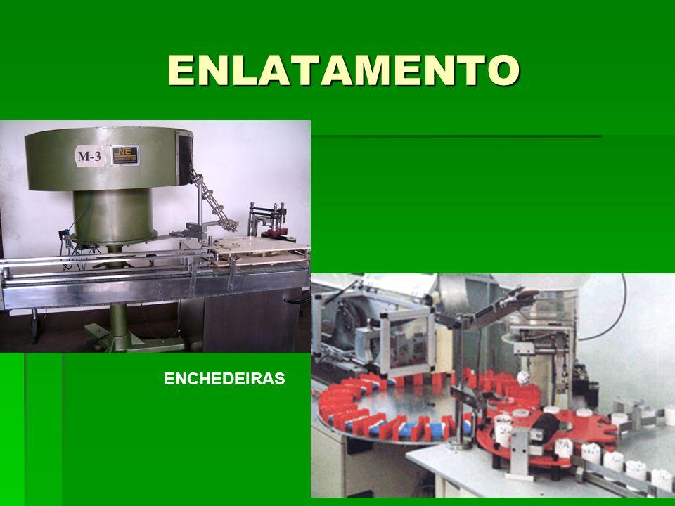 ENLATAMENTO ENCHEDEIRAS