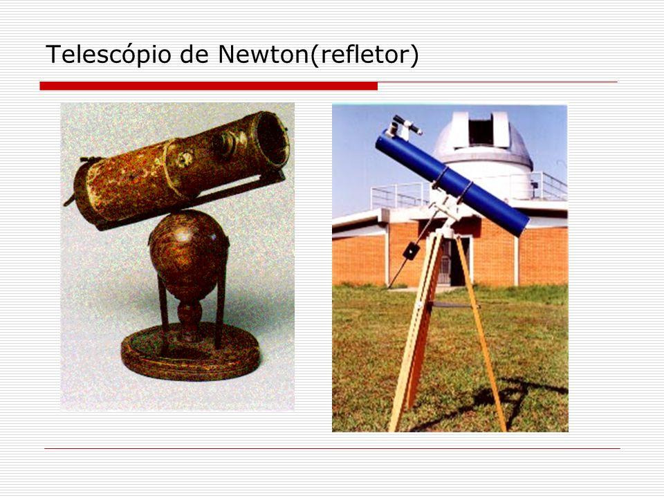 Telescópio de Newton(refletor)