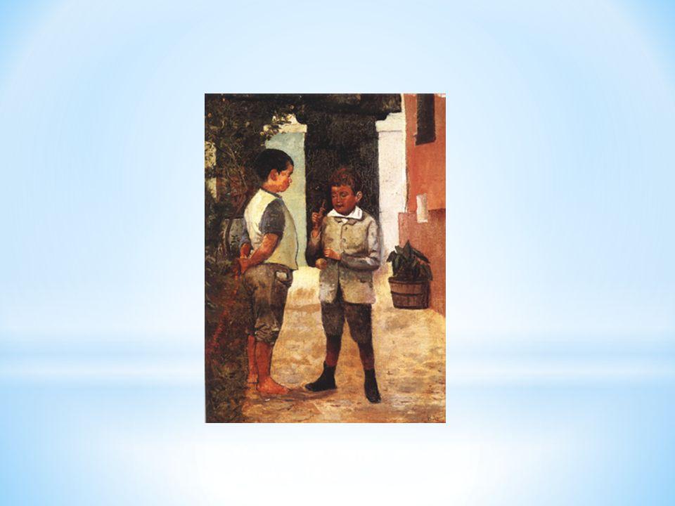Meninos, de Belmiro de Almeida, 1892.