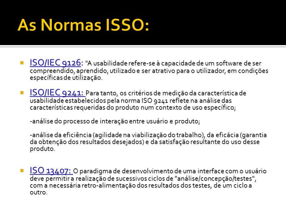 ISO/IEC 9126: