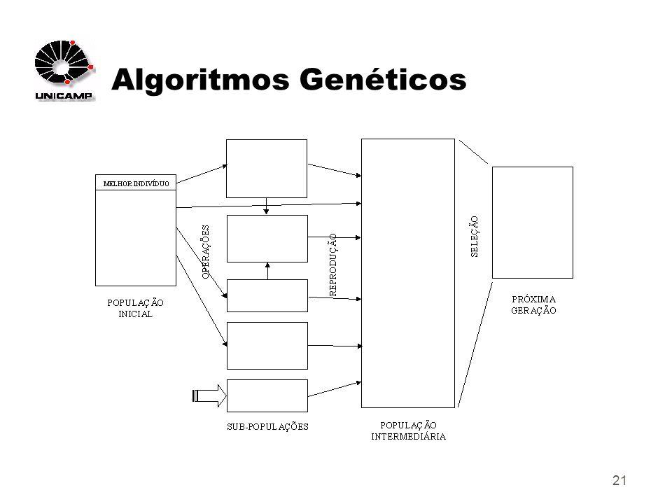 21 Algoritmos Genéticos