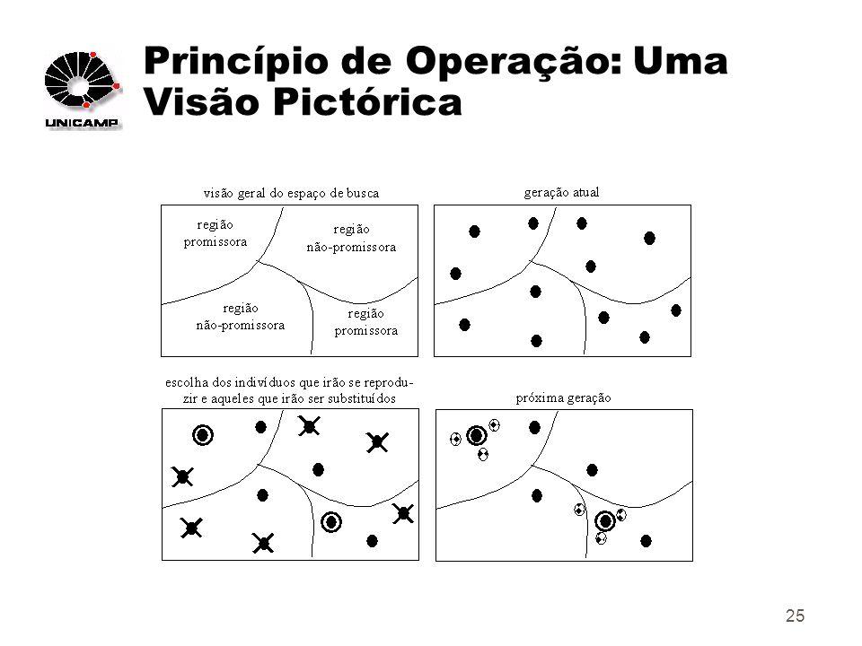 25 Princípio de Operação: Uma Visão Pictórica