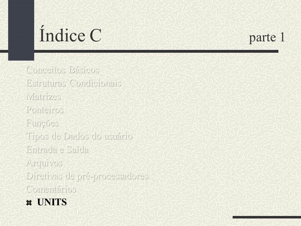 Índice C parte 1