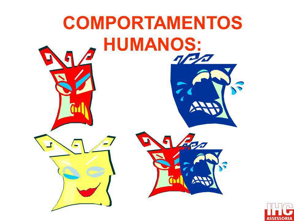 COMPORTAMENTOS HUMANOS: