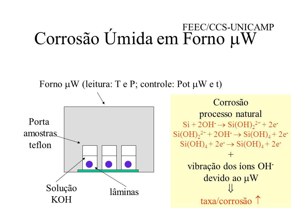 Máscara com Estruturas Suspensas FEEC/CCS-UNICAMP