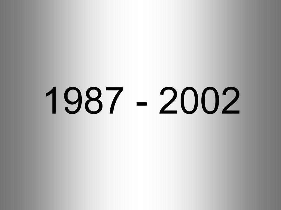 1987 - 2002