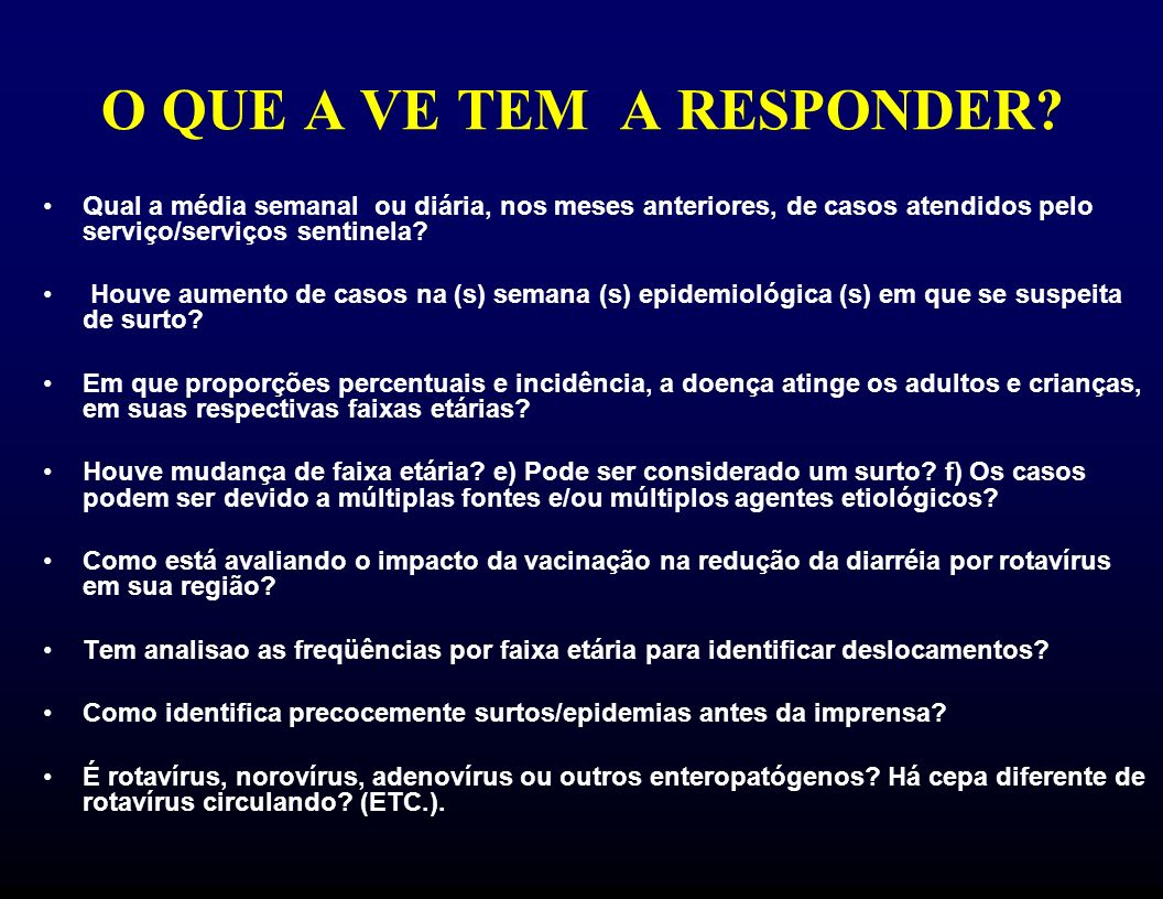 General Salgado – Surto de Cyclospora Tendência da MDDA Surto Fonte: DDTHA/CVE