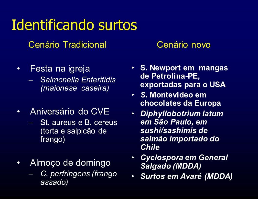 MDDA em Avaré – 2003 20 semanas com registro 119 casos 6 casos/SE Fonte: DDTHA/CVE