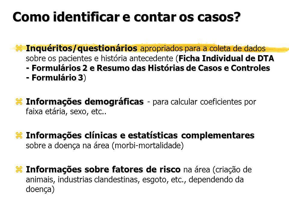 CONDIÇÃO/PASSO 4: DEFINIR E IDENTIFICAR CASOS zOutras definições importantes: zCaso confirmado: zCaso confirmado: clínica compatível e confirmação lab