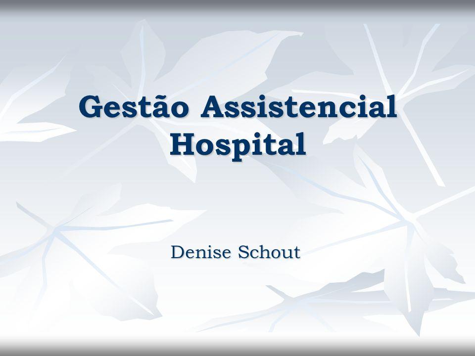 Gestão Assistencial Hospital Denise Schout