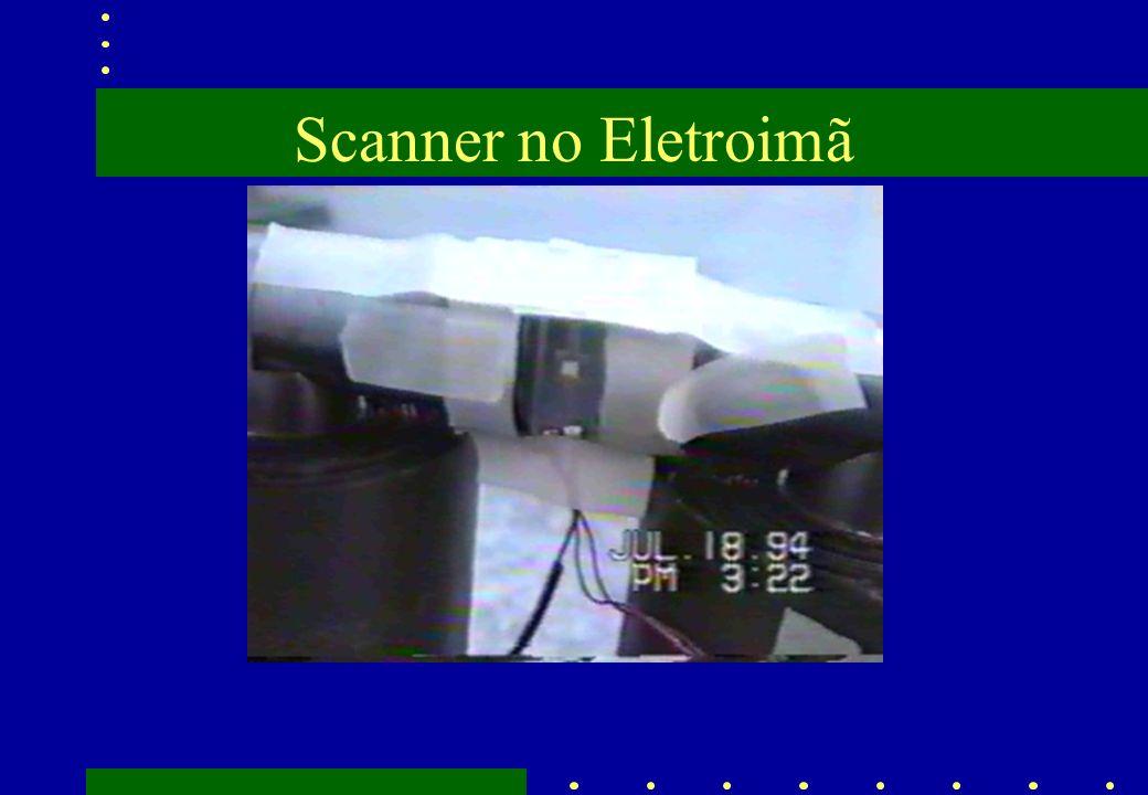 Scanner no Eletroimã