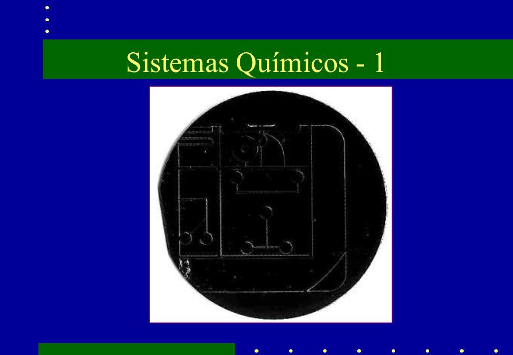 Sistemas Químicos - 1
