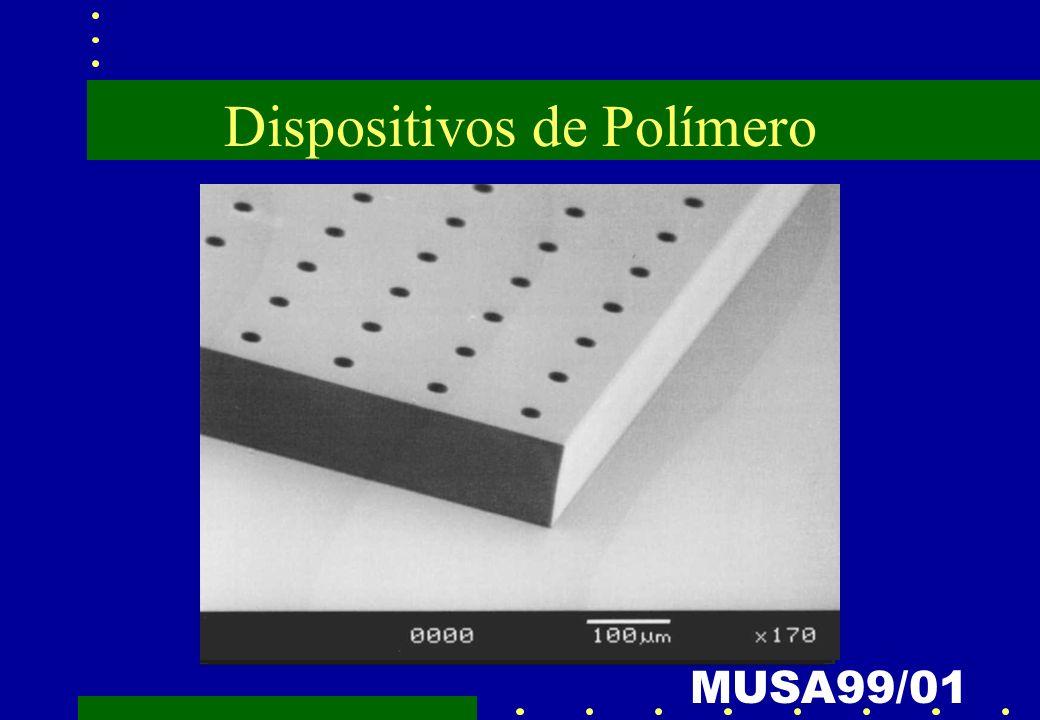 Dispositivos de Polímero MUSA99/01