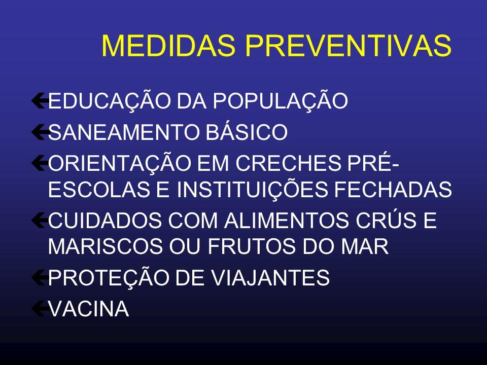 MEDIDAS DE CONTROLE 1- É COMPULSÓRIA A NOTIFICAÇÃO DOS SURTOS ( 2 OU MAIS CASOS ) À VE DO MUNICÍPIO, REGIONAL, OU CENTRAL, PARA DESENCADEAR AÇÕES DE I
