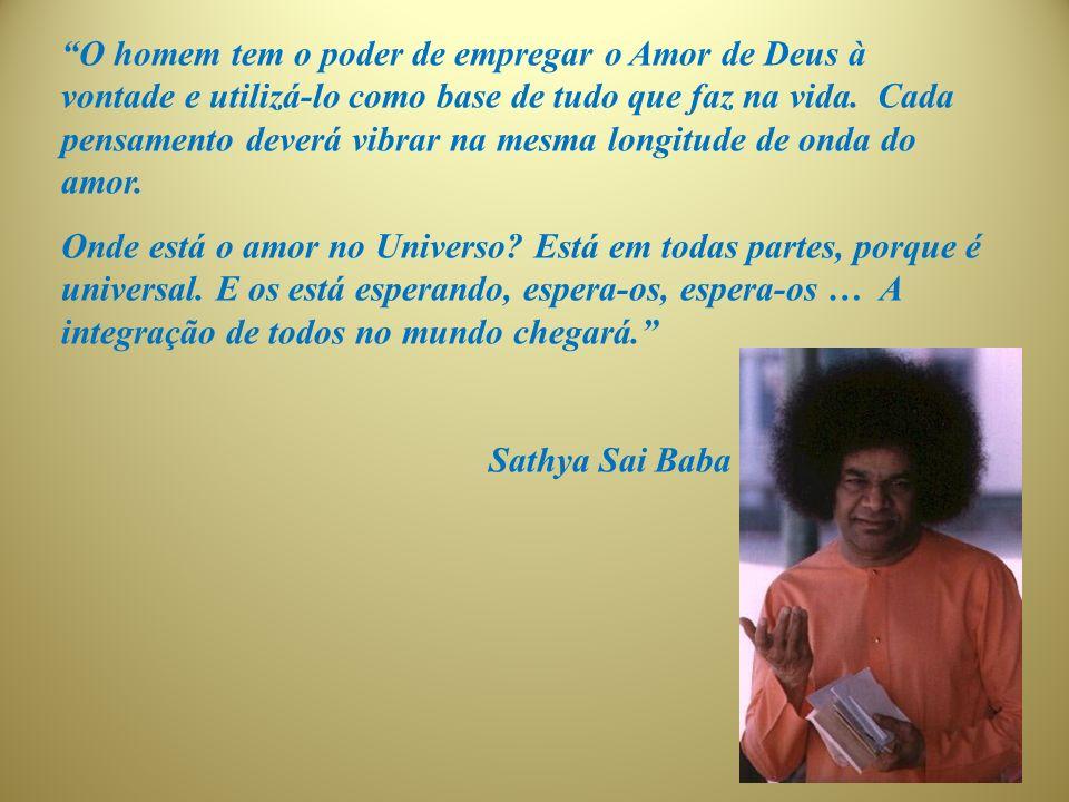 Com amor, Sai Baba A prova da chuva é a umidade do terreno.