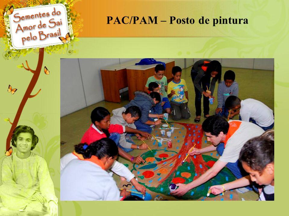 PAC/PAM – Posto de pintura