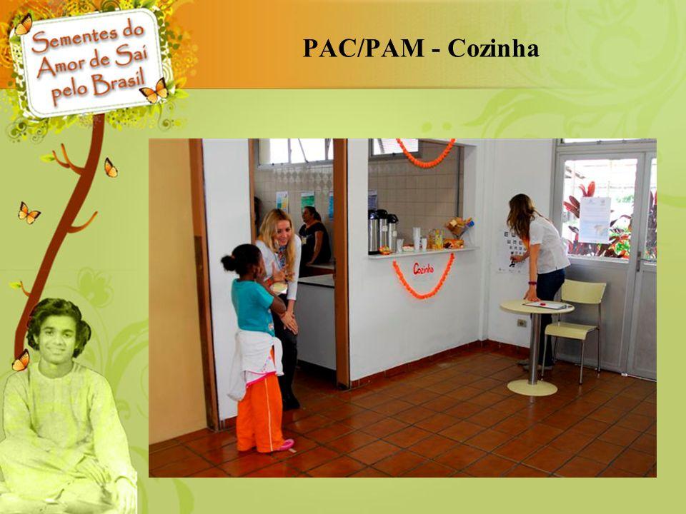PAC/PAM - Cozinha