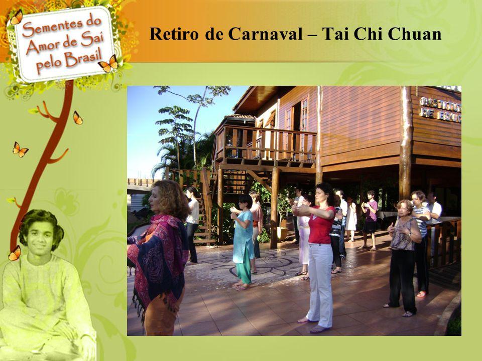 Retiro de Carnaval – Tai Chi Chuan