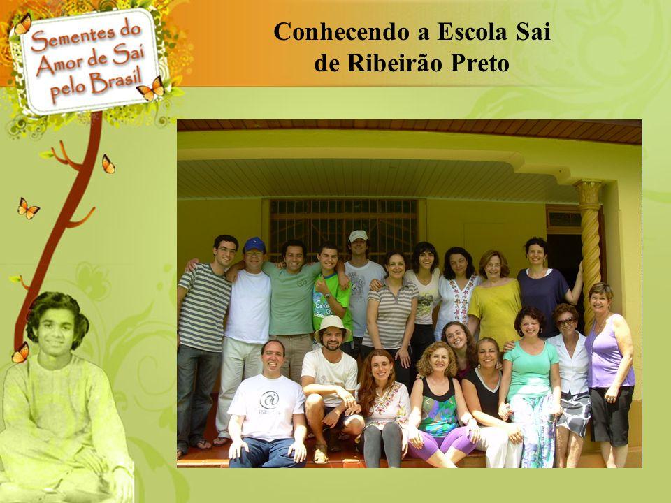 Conhecendo a Escola Sai de Ribeirão Preto