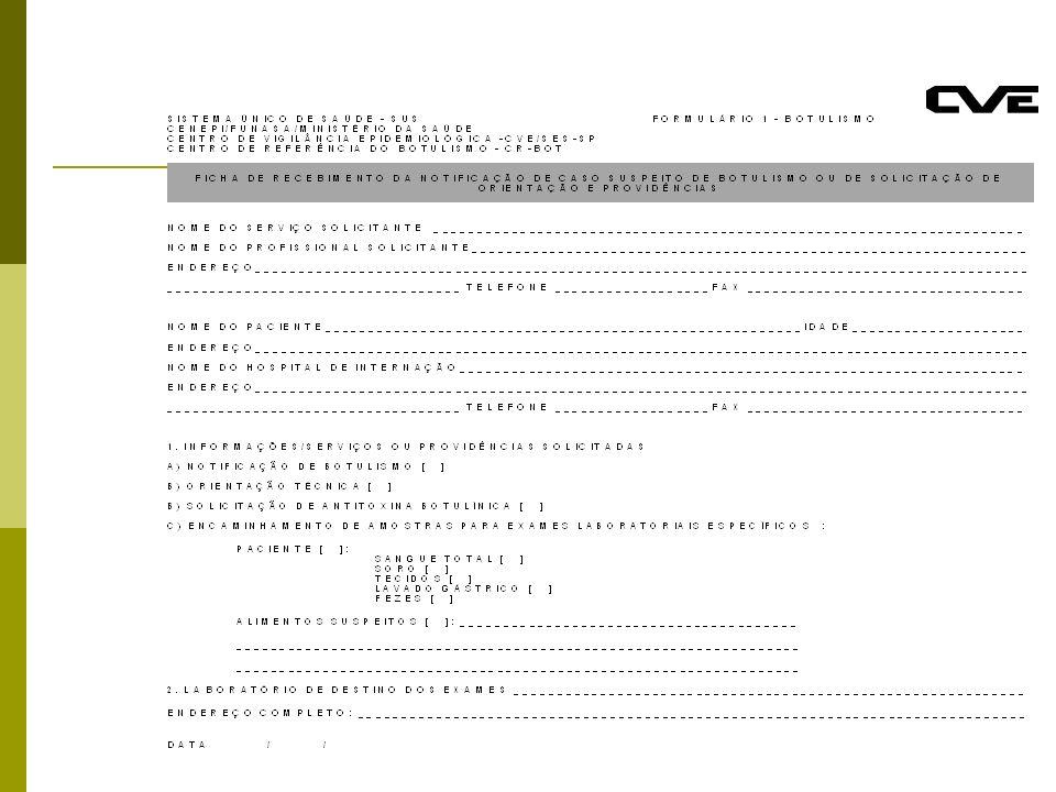 Passo 5 - Descrevendo e analisando os dados em termos de Tempo, Lugar e Pessoa - Epidemiologia Descritiva Tempo de incubação da doença na Cidade Vizinha: Cardápio - dia 17.02 - 11:00 horas Caso 1 (cozinheira) - 6h dia 18.02 - 19 horas (óbito no 2o.