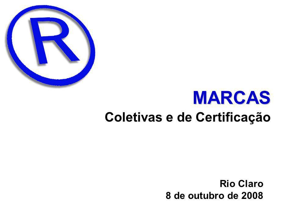 MARCAS Valorização da proteção da marca como um bem que agrega valor econômico.