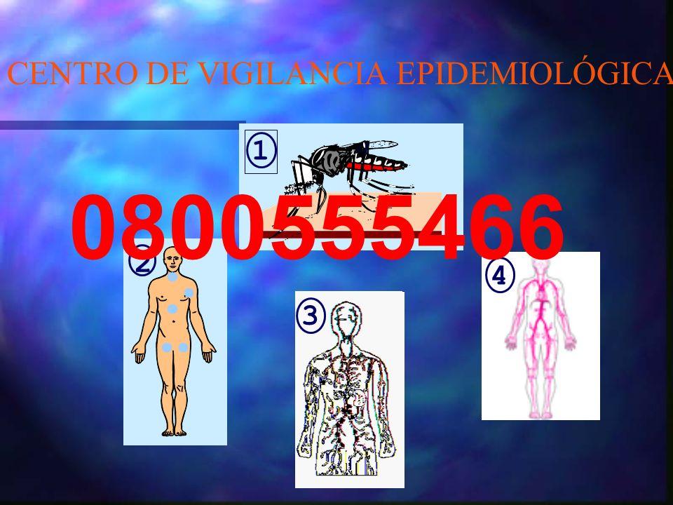 CENTRO DE VIGILANCIA EPIDEMIOLÓGICA 1 2 3 4 0800555466