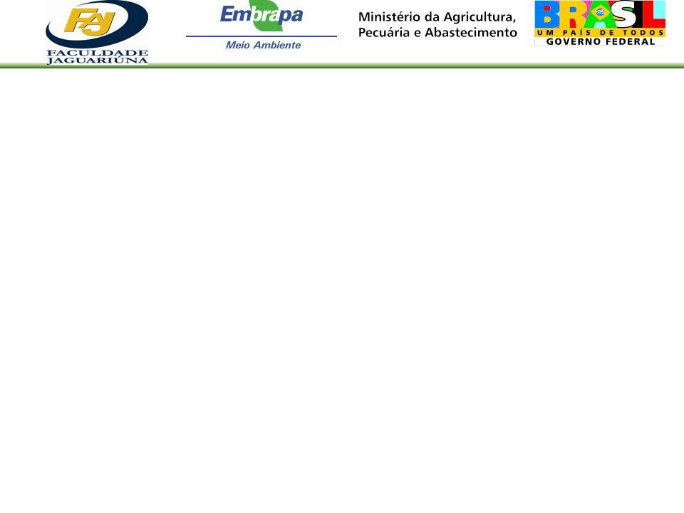 AGRADECIMENTOS: EMBRAPA Fundação de Amparo à Pesquisa do Estado de São Paulo - FAPESP Conselho Nacional de Desenvolvimento Científico e Tecnológico - CNPq Muito obrigado.