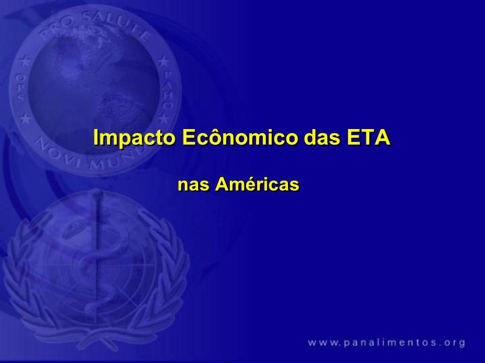 Impacto Ecônomico das ETA nas Américas
