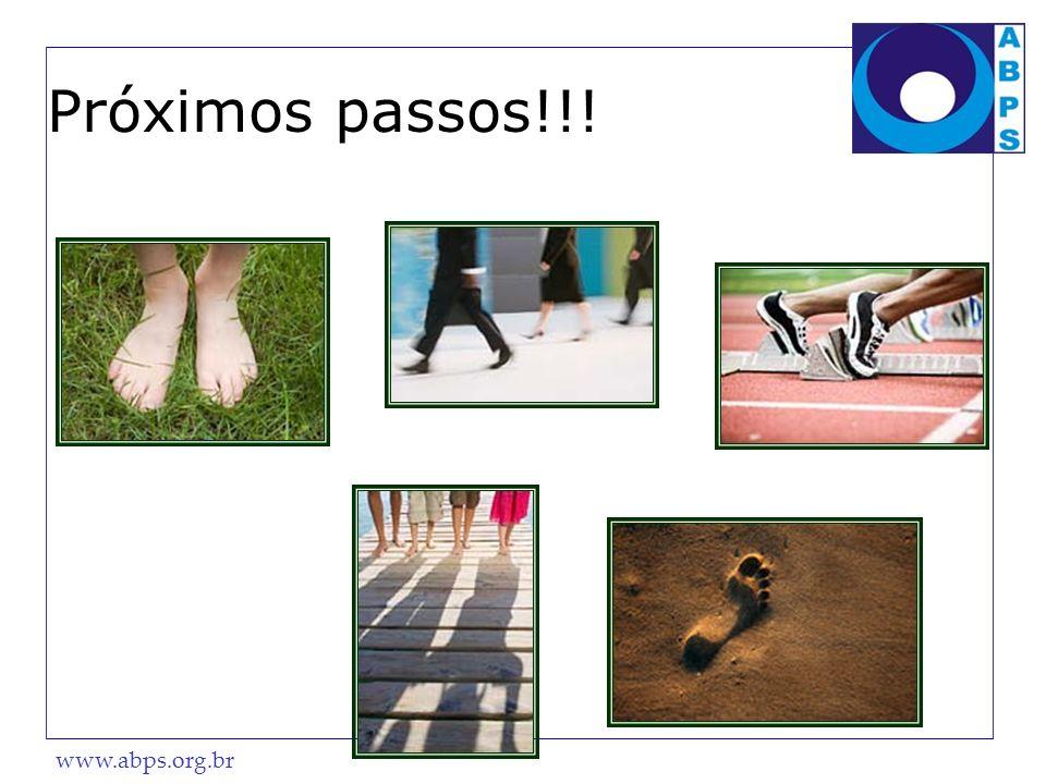 www.abps.org.br Próximos passos!!!