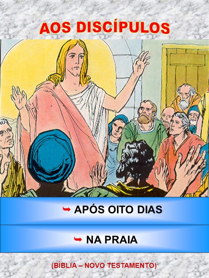 APÓS OITO DIAS NA PRAIA