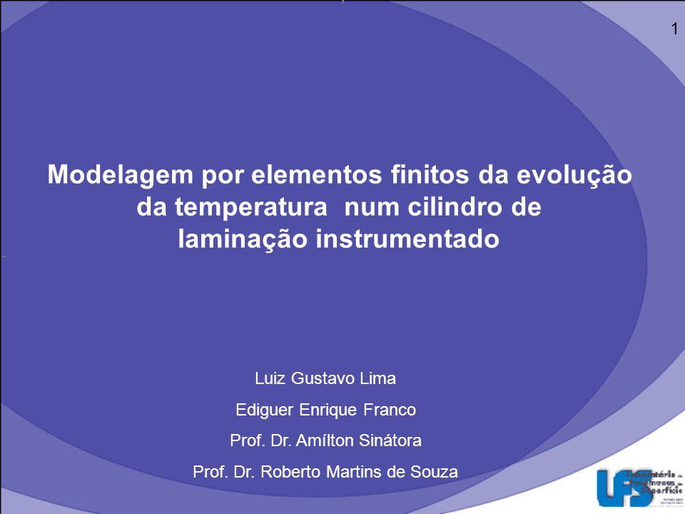 Sumário Descrição do processo de parada de chapa Modelagem computacional do processo (Método dos Elementos Finitos) Validação do modelo contra dados experimentais 2