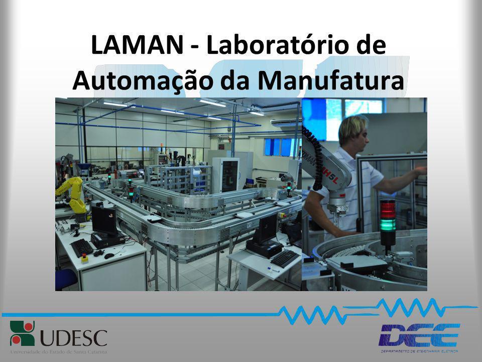 LAMAN - Laboratório de Automação da Manufatura