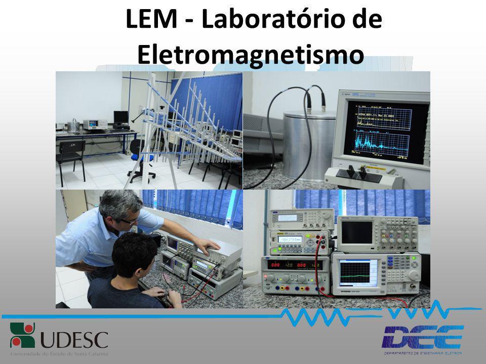 LEM - Laboratório de Eletromagnetismo
