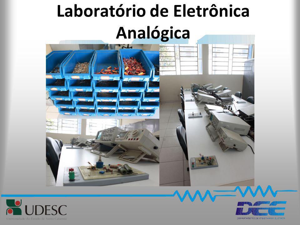 Laboratório de Eletrônica Analógica
