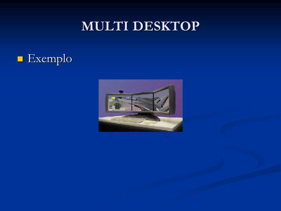 MULTI DESKTOP Exemplo Exemplo