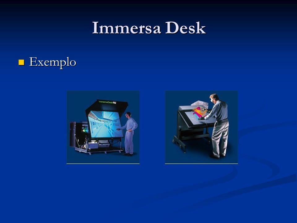 Immersa Desk Exemplo Exemplo