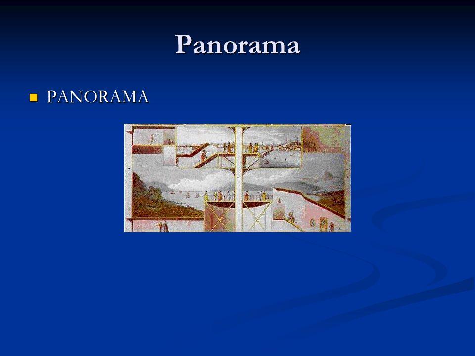 Panorama PANORAMA PANORAMA